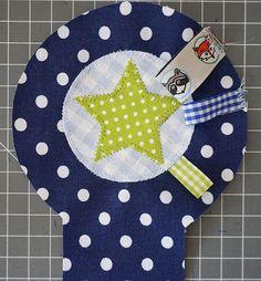 Gastbeitrag: Babyrassel selber nähen mit Pedis Handmade   buttinette Blog