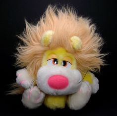 Knickerbocker Lion Corey Vtg 1982 Applause Yellow Soft Plush Stuffed King Jungle | eBay
