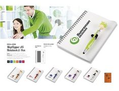 Moptopper Notebook And Pen A5 Notebook, Best Brand, Creative Design, South Africa, Usb Flash Drive, Promotion, Bee, Range, Cover