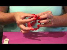 Stampin up Spiral flower die tutorial by Belinda Brown