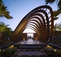 Residencia Kona en Hawai por Belzberg Architects