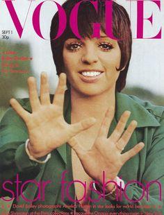 September 1973 - Liza Minnelli cover girl.