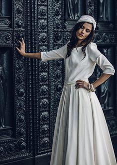Laure de Sagazan Wedding Dress Collection | Laurent Nivalle | Bridal Musings Wedding Blog 67