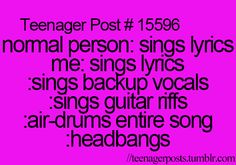 This is MEEE!!! Don't judge, I know you do it too ;)