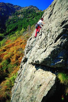 Oasi Zegna (Biella) - climbing