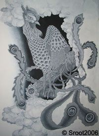 Chinese phoenix tattoos