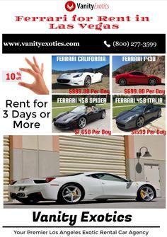Exotics Car Rentals