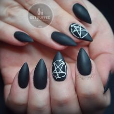 ⭐️♠️ Pointy Pentagrams ♠️⭐️ Matte Black UPDATE! - I have deleted all comments…
