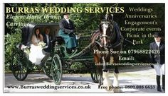 We do weddings, proms,picnics.  Need a horse and carraige in the Northwest of England? We have it.