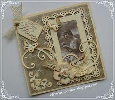 Ellys Card Corner: Vintage