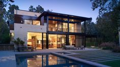 Studio William Hefner - Brentwood Residence