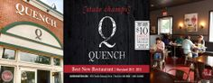 Wine & Beverage Program of the Year Finalist - Quench in Rockville, MD