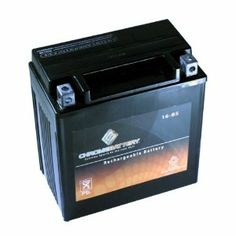 YTX16-BS Motorcycle Battery for SUZUKI VZR1800 (M109R) 1800CC 06-'09 by Chrome Battery. $54.90. Power sport vehicles use the oldest and most reliable type of rechargeable battery, thelead acid battery. Chrome Battery offers a large inventory of power sport batteries to replace your existing battery. AGM Sealed Lead Acid batteries are considered the highest performing battery available on the market today. Each Chrome Battery YTX16-BS Motorcycle Battery for SUZUKI VZR1800 (M109R) ...
