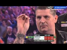 9 Dart Finish from The Double World Champion at the 2016 PDC World Championships. Simply Brilliant!