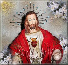 Vidas Santas: Evangelio Junio 3, 2016