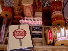 Made in Charme: tarjetas, cintas y washi-tape para felicitar la Navidad
