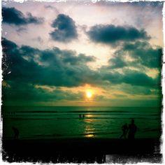 Kuta Beach // Bali Indonesia