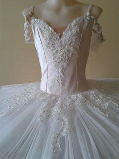 Aurora's Wedding tutu by Margaret Shore