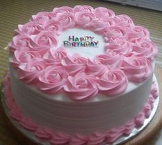 Today's Special offer, Cool cakes @ only. Buttercream Cake Decorating, Cake Decorating Designs, Cake Decorating Videos, Birthday Cake Decorating, Cookie Decorating, Elegant Birthday Cakes, Pretty Birthday Cakes, Pretty Cakes, Simple Cake Designs