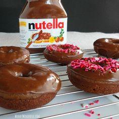 nutella donas