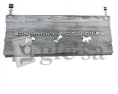 #bracciale #argento 925 maglia rolò con ciondoli assortiti http://www.glesa.it/vetrine/linea_cuore_925