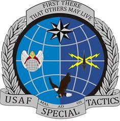 USAF Special Tactics Officer Emblem. Special Tactics Officers leadU.S…
