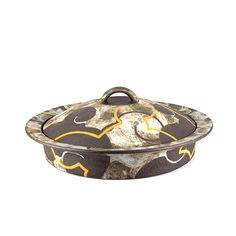 Cloud Jar // Stoneware + Yellow   samchungceramics Yellow Sun, Yellow Black, Ramen Bowl, Stoneware, Tea Pots, Jar, Clouds, Artists, Ceramics