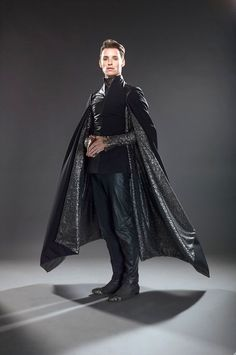 Costume of Balem from Jupiter Ascending