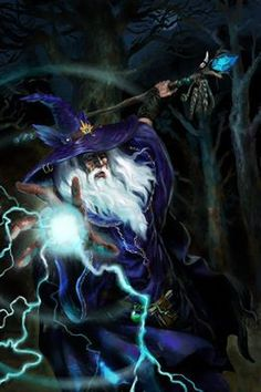 old sorcerer by yoggurt on DeviantArt Dark Fantasy Art, Fantasy Artwork, Fantasy World, Fantasy Map, Mago Merlin, Mago Tattoo, Wizard Tattoo, Fantasy Wizard, Medieval Fantasy