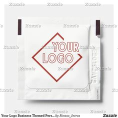 Your Logo Business Themed Personalized Hand Sanitizer Packet Catering Companies, Make Your Own, How To Make, Business Products, Promote Your Business, Business Branding, Hand Sanitizer, 6 Years, Vivid Colors