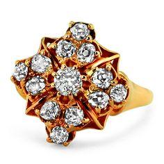 The Tabitha Ring  #BrilliantEarth