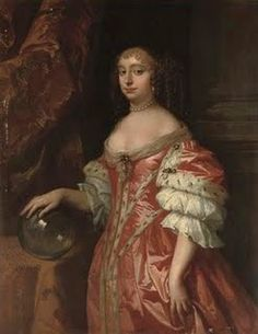 Anne Hyde, Duchess of York by Sir Peter Lely Ann Lauren blogspot of 22Mar09