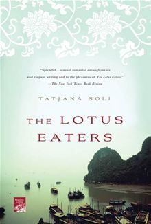 The Lotus Eaters - by Tatjana Soli Story sucked me in right away - an American female combat photographer in the Vietnam War. I Love Books, Books To Read, American Library Association, Reading Groups, Reading Lists, First Novel, Historical Fiction, Literary Fiction, Fiction Books