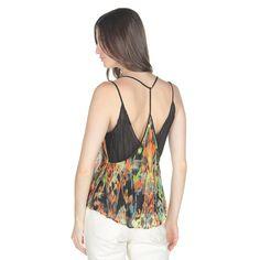 REGATA CHIFFON - 142014125 - Shoulder