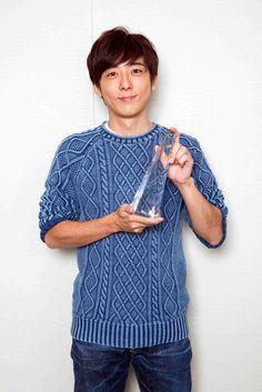 「民王」高橋一生が最優秀助演男優賞を受賞「寝耳に水です(笑)」- 記事詳細 Infoseekニュース