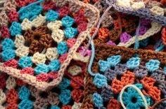 VINTAGE Granny Square Made Easy: Video Tutorial Relive the Past with the Original Granny Square It's iconic and it evokes the past, much like the picture above. And it's a perennial fashion favorite. If you have not yet tried the vin…