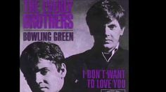 Phil Everly / The Everly Brothers sing Bowling Green