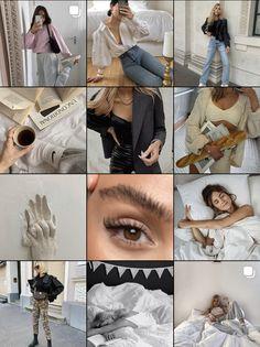 Best Instagram Feeds, Instagram Feed Ideas Posts, Ig Feed Ideas, Instagram Fashion, Style Instagram, Feed Goals, Polaroid, Alice, Photography