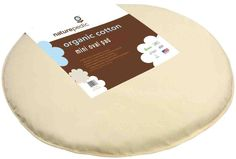 Naturepedic No Compromise Organic Cotton Classic 150 Crib Mattress
