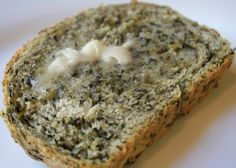 What Did You Eat?: WHB: Spinach And Feta Cheese Yeast Bread (With Nutmeg)