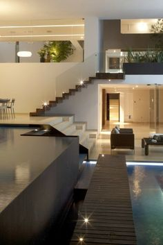 World of #Architecture: Impressive Casa del Agua by Almazán Arquitectos Asociados