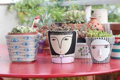 customiser cache pot succulente