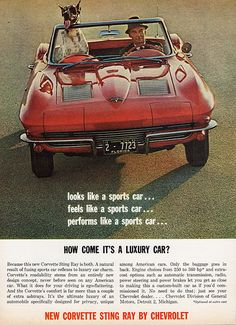 1963 Chevrolet Corvette Sting Ray Convertible | Flickr - Photo Sharing!