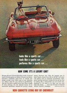 1963 Chevrolet Corvette Sting Ray Convertible | Flickr - Photo Sharing!