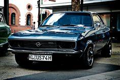 Opel Manta | Flickr - Photo Sharing!