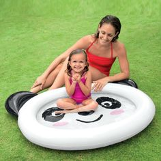 Panda Style Inflatable Swimming Water Pool  Baby Kids Home Use Outdoor Playground Dabble Swimming Bathing Pool zwembad A025