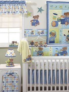 Baby Boy Nurseries