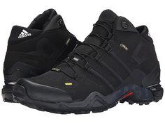 3dfbbb853ad61 adidas Outdoor Terrex Fast R Mid GTX® Black Dark Grey White - Zappos