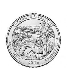 Quarters américains 2016 - Les Parcs