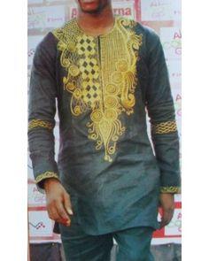 African Attire Linen LI002